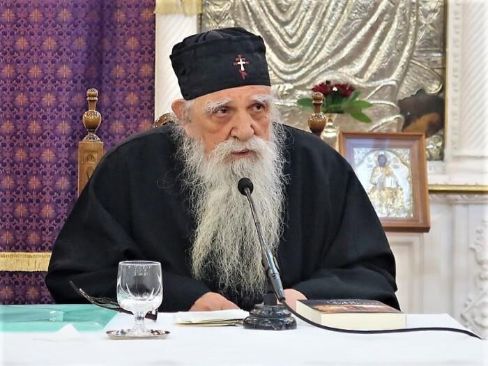 Π. Στέφανος Αναγνωστόπουλος: «Όταν φεύγει το μυαλό μας από την προσευχή, θα  κάνουμε το εξής..» | el Romio